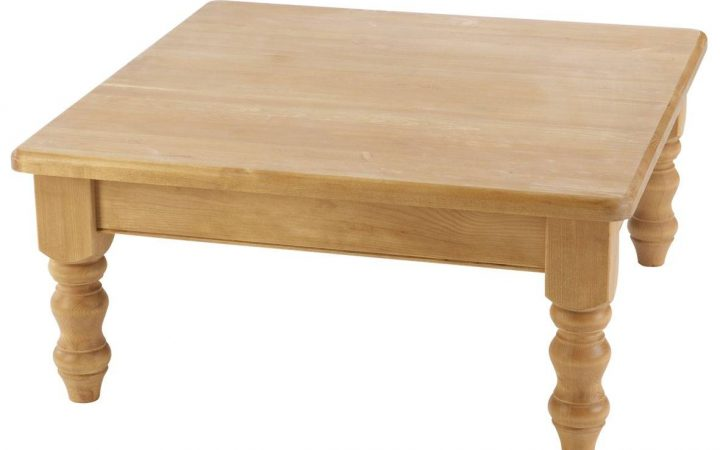 Pine Coffee Tables With Storage