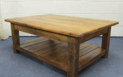 Old Pine Coffee Tables