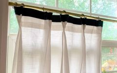 Pleated Curtain Tiers
