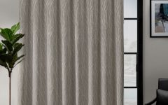 Patio Grommet Top Single Curtain Panels