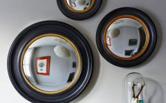 Convex Porthole Mirrors