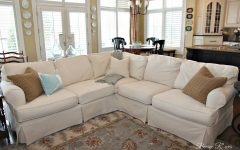 Pottery Barn Pearce Sectional Sofas