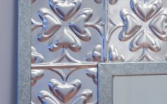 Pressed Tin Mirrors
