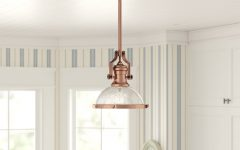 Priston 1-Light Single Dome Pendants