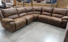 Costco Leather Sectional Sofas
