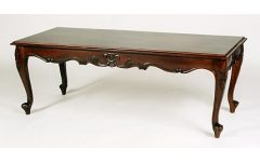 Queen Anne Coffee Table Sets