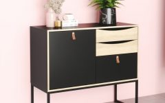 """Raymund 38.86"""" Wide 3 Drawer Buffet Tables"""