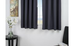 Ultimate Blackout Short Length Grommet Curtain Panels