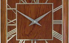Art Deco Wall Clock