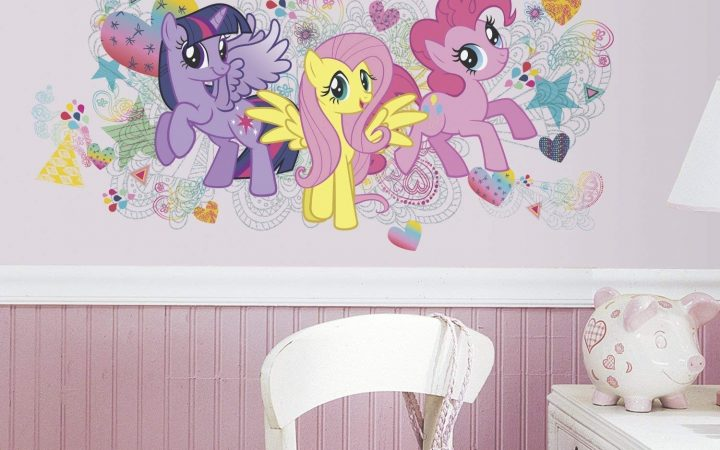 My Little Pony Wall Art