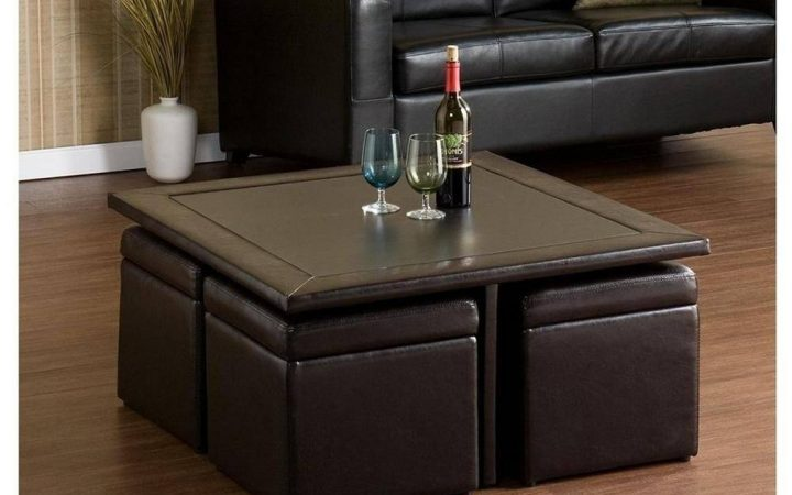 Coffee Tables With Seating and Storage