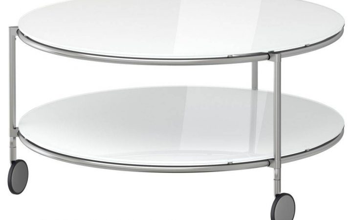 Glass Coffee Tables With Casters
