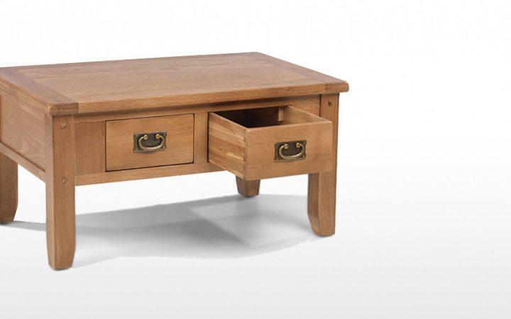 Small Oak Coffee Tables