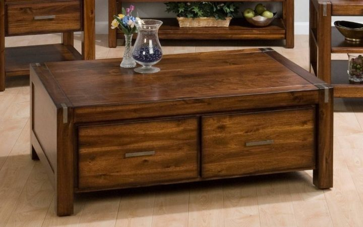 Rustic Style Coffee Tables