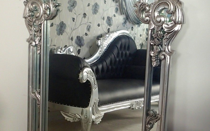 Large French Style Mirrors