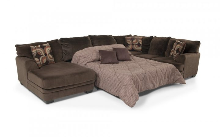 3 Piece Sectional Sleeper Sofa
