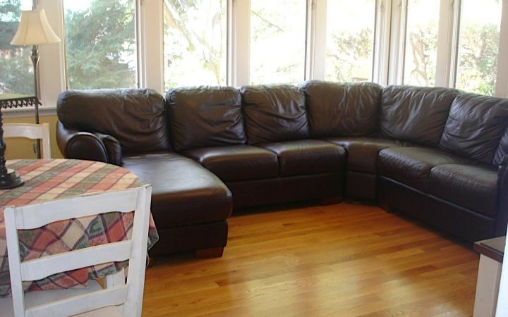 Raymour and Flanigan Sectional Sofas