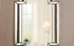Traditional Beveled Accent Mirrors