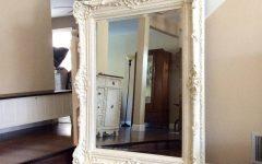 White Shabby Chic Wall Mirrors
