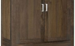 Dark Wood Wardrobes