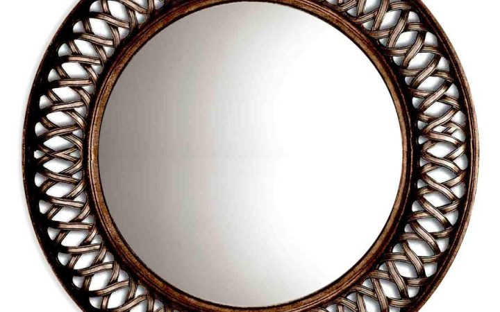 Bronze Wall Mirrors