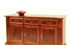 Colorful Sideboards