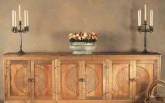Credenzas and Sideboards