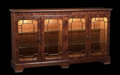 Sideboards With Glass Doors