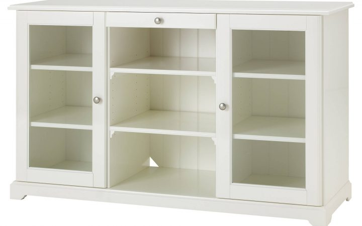 White Glass Sideboards