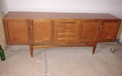 7 Foot Sideboards