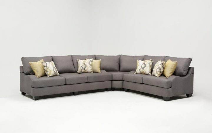 Sierra Foam Ii 3 Piece Sectionals