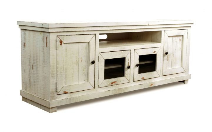 Sinclair White 74 Inch Tv Stands