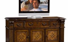 Blaire Solid Wood Tv Stands for Tvs Up to 75