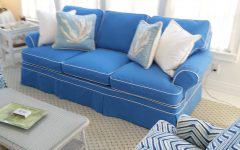 Blue Slipcovers
