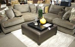 Deep Cushion Sectional Couches