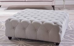 Upholstered Footstools