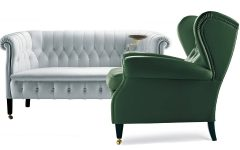 Sofa Arm Chairs