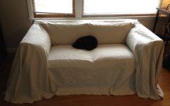 Canvas Slipcover Sofas