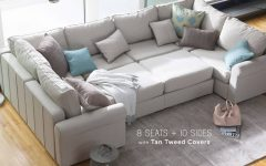Goose Down Sectional Sofa