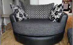 Round Sofa Chairs