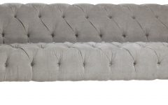 Tufted Linen Sofas