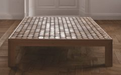 Low Square Wooden Coffee Tables