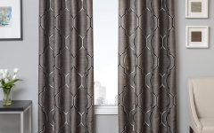 Softline Trenton Grommet Top Curtain Panels