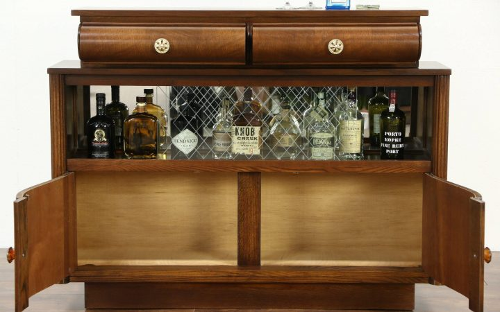 Sideboard Bar Cabinet