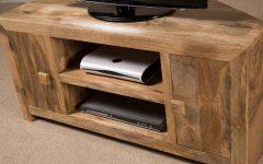 Wooden Corner Tv Units