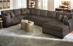 Oversized Sectional Sofas