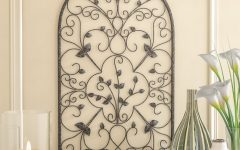Spanish Ornamental Wall Decor