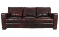 Brompton Leather Sofas