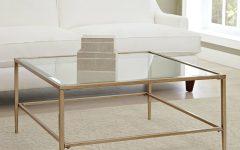 Wayfair Glass Coffee Tables