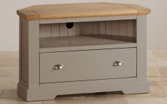 Light Oak Corner Tv Cabinets